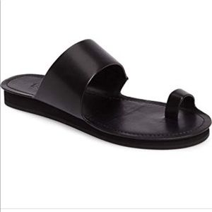 1. State Dilan toe loop sandals